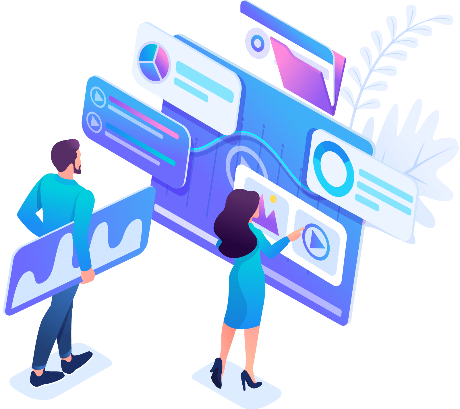 איקון - סוכנות פרסום ושיווק עסקים בדיגיטל - דיגיטל אפ