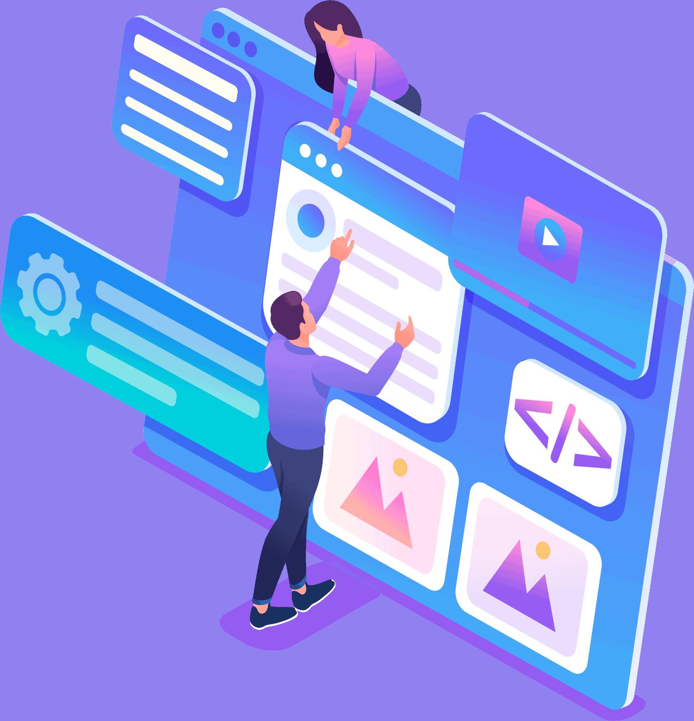 בניית אתרים לעסקים תמונה ראשית