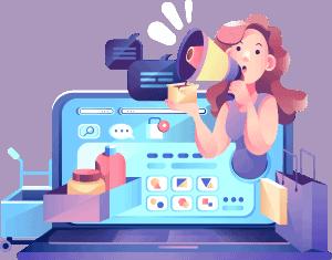 בניית אתרים לעסקים רשתות חברתיות